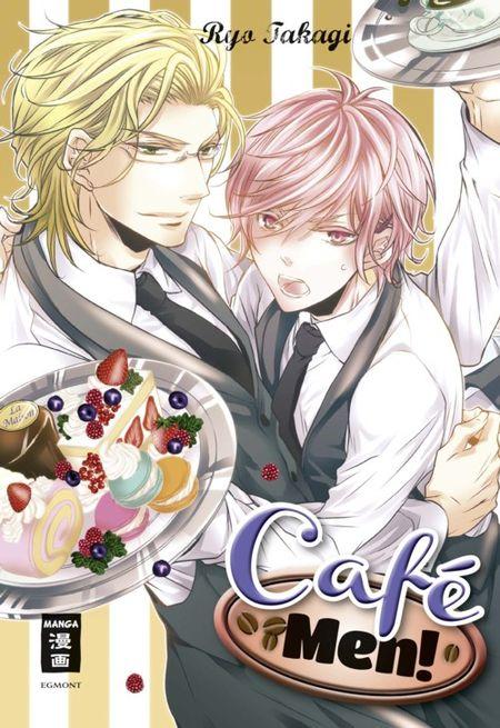 Café Men! - Das Cover