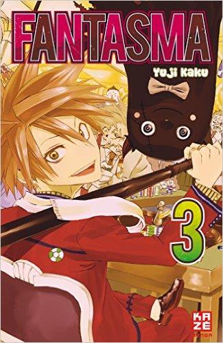 Fantasma 3 - Das Cover
