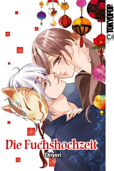 Die Fuchshochzeit - Das Cover