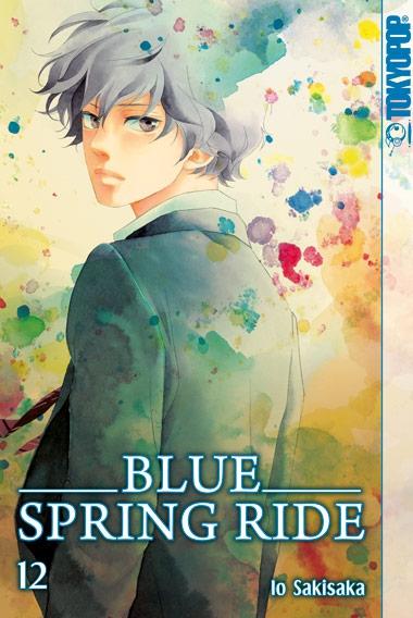 Blue Spring Ride 12 - Das Cover