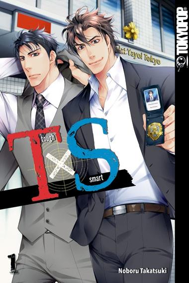 T x S - Tough x Smart 1 - Das Cover