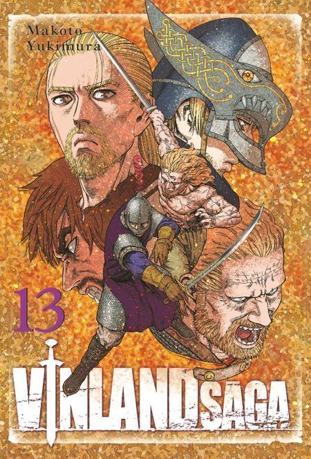 Vinland Saga 13 - Das Cover