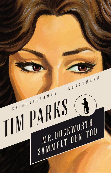 Mr. Duckworth sammelt den Tod - Das Cover