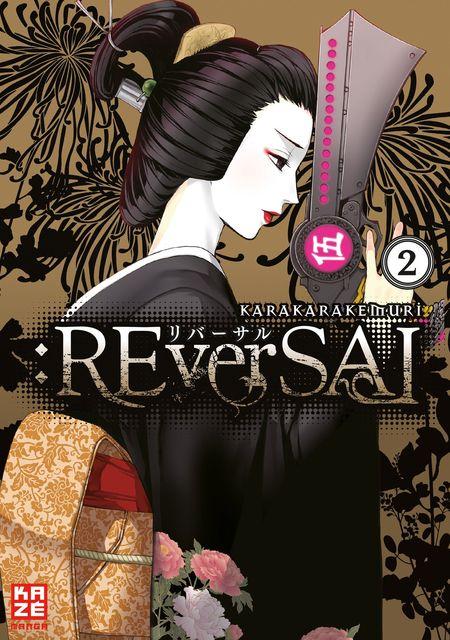 :REverSAL 2 - Das Cover