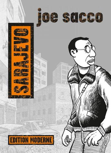 Sarajevo - Das Cover
