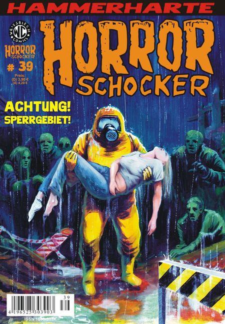 Horrorschocker 39 - Das Cover