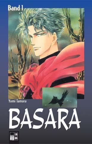 Basara 1 - Das Cover