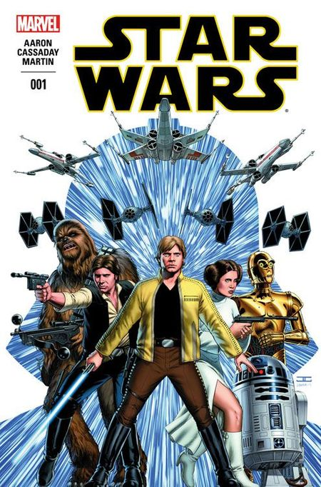 Star Wars 1 - Das Cover