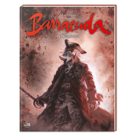 Barracuda 5: Kannibalen - Das Cover
