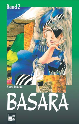 Basara 2 - Das Cover