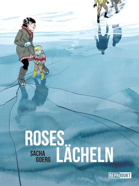 Roses Lächeln - Das Cover
