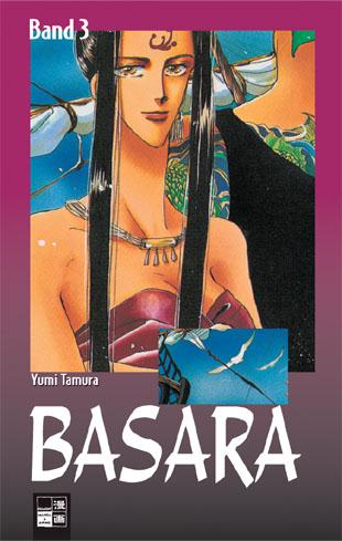 Basara 3 - Das Cover