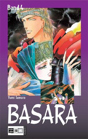 Basara 4 - Das Cover