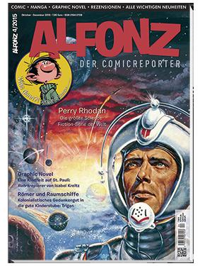 Alfonz 4/2015 - Das Cover