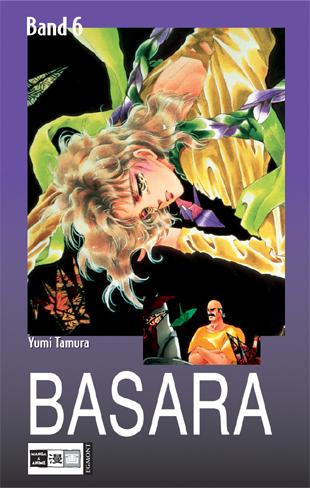 Basara 6 - Das Cover