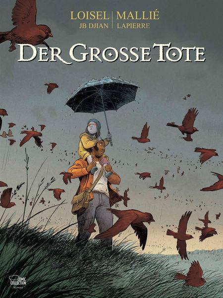 Der Große Tote 5: Panik - Das Cover