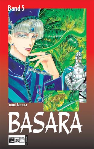 Basara 5 - Das Cover
