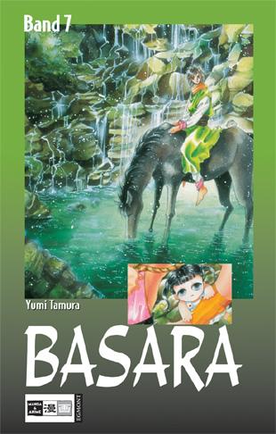 Basara 7 - Das Cover