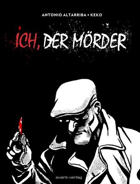 Ich, der Mörder - Das Cover