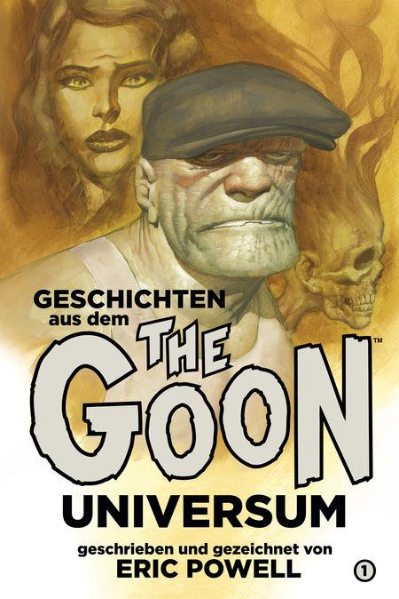 The Goon Universum 1: Geschichten aus dem The Goon-Universum 1  - Das Cover