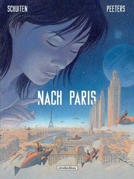 Nach Paris 1 - Das Cover
