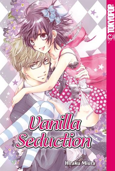 Vanilla Seduction - Das Cover