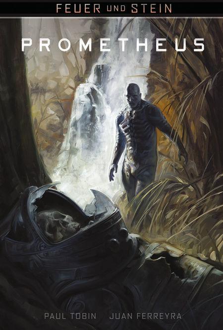 Feuer und Stein 1: Feuer und Stein: Prometheus  - Das Cover