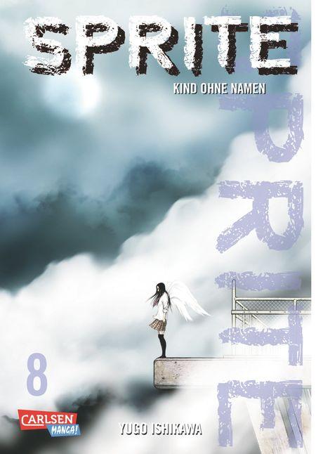 Sprite 8 - Das Cover