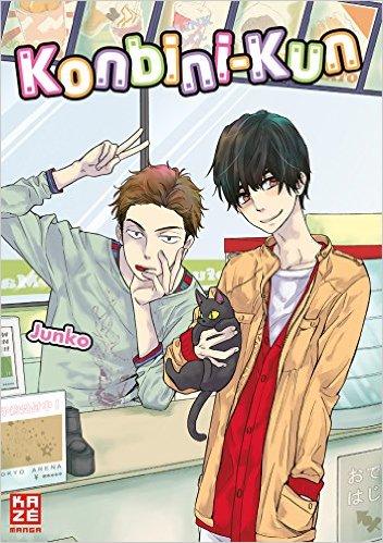 5 Shades of Pink 2: Konbini-kun - Das Cover