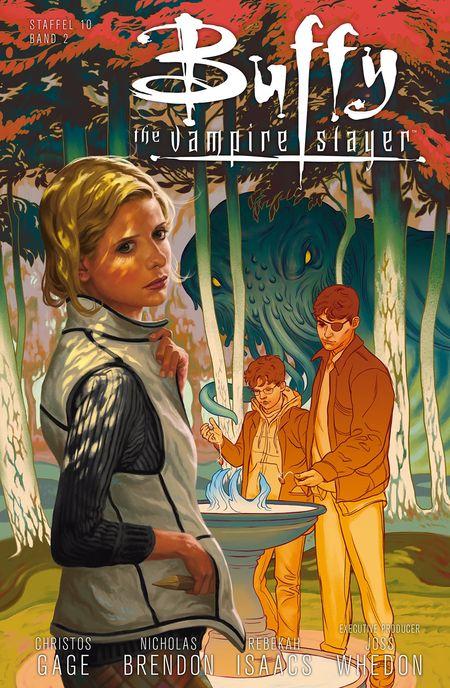 Buffy – The Vampire Slayer (Staffel 10) 2: Wünsche - Das Cover