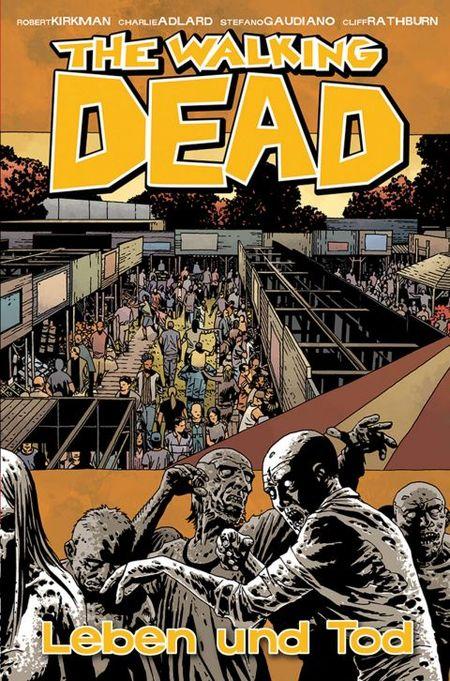 The Walking Dead 24: Leben und Tod - Das Cover