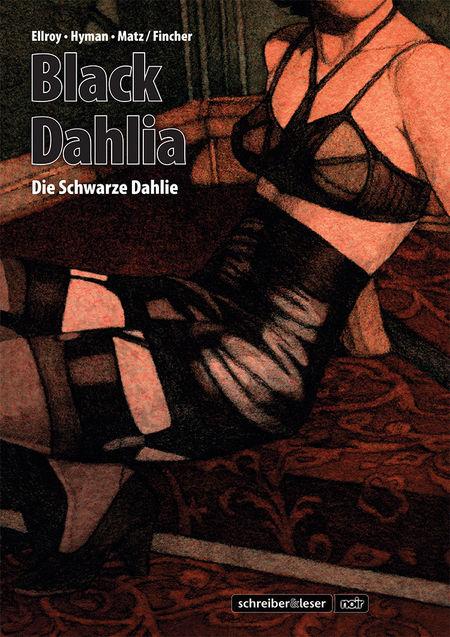 Black Dahlia – Die Schwarze Dahlie - Das Cover