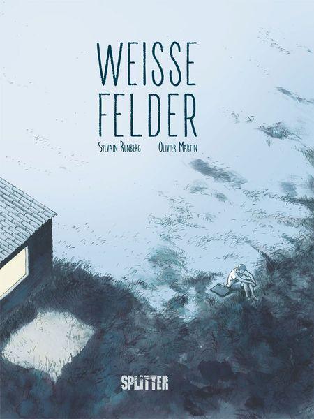 Weiße Felder - Das Cover