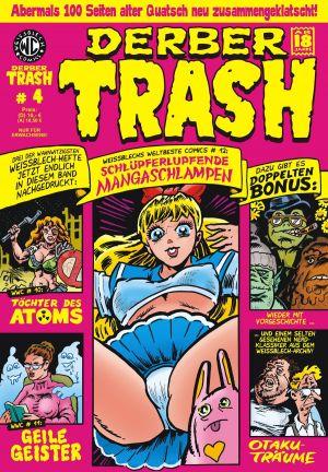 Derber Trash 4 - Das Cover