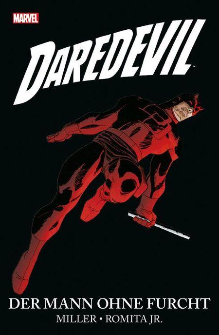 Daredevil: Der Mann ohne Furcht - Das Cover