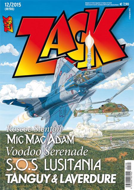 Zack 198 - Das Cover