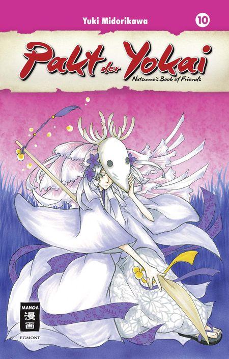 Pakt der Yokai 10 - Das Cover
