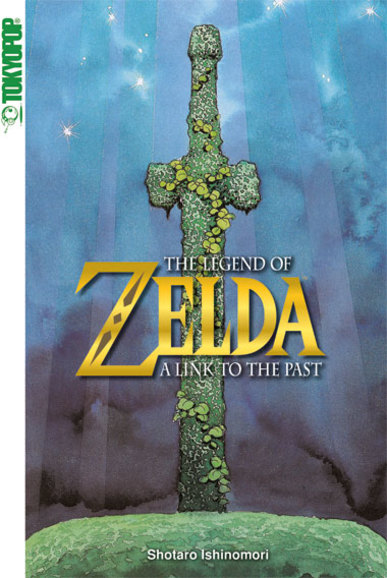 The Legend of Zelda: A Link to the Past - Das Cover
