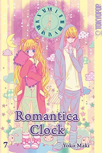 Romantica Clock 7 - Das Cover
