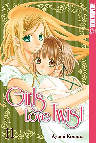 Girls Love Twist 11 - Das Cover