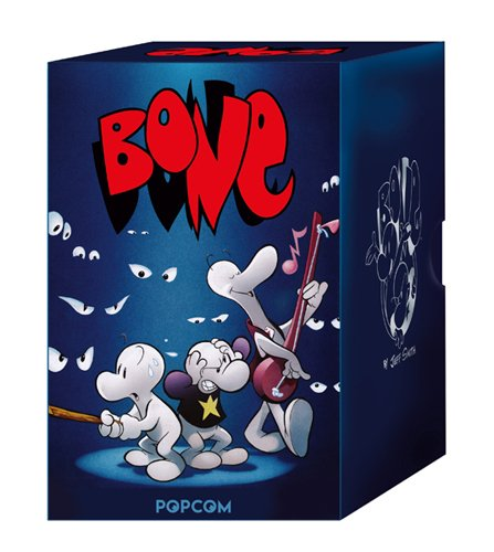 Bone Complete Box - Das Cover