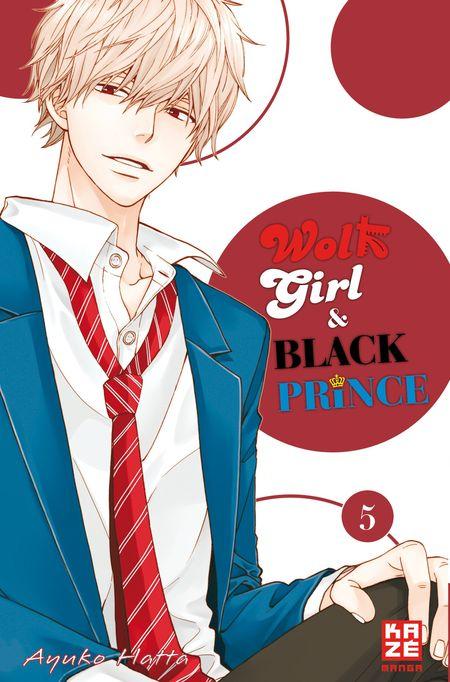 Wolf Girl & Black Prince 5 - Das Cover