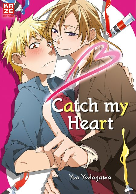 5 Shades of Pink 3: Catch my heart - Das Cover