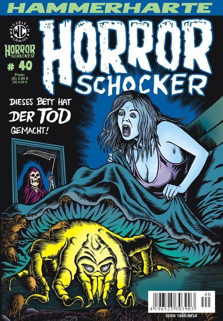 Horrorschocker 40 - Das Cover