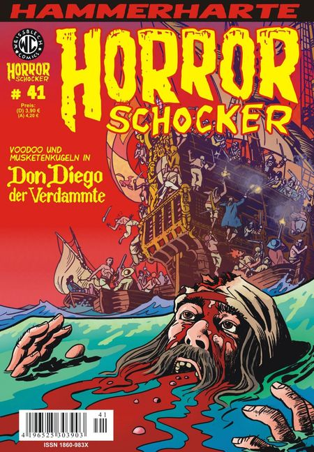 Horrorschocker 41 - Das Cover