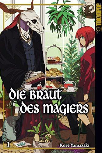 Die Braut des Magiers 01 - Das Cover
