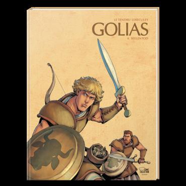 Golias 4: Seelentod - Das Cover