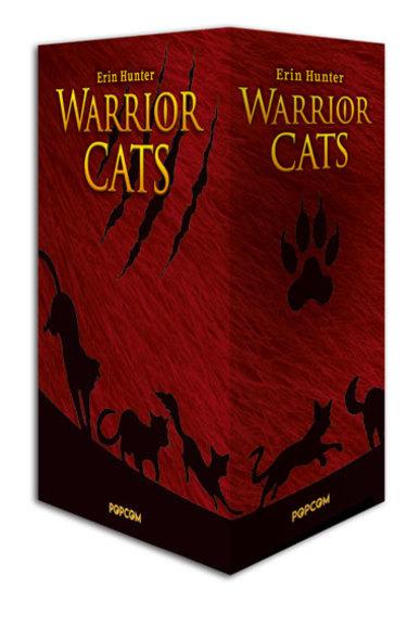 Warrior Cats Box - Das Cover