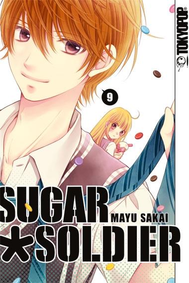 Sugar X Soldier 9 - Das Cover