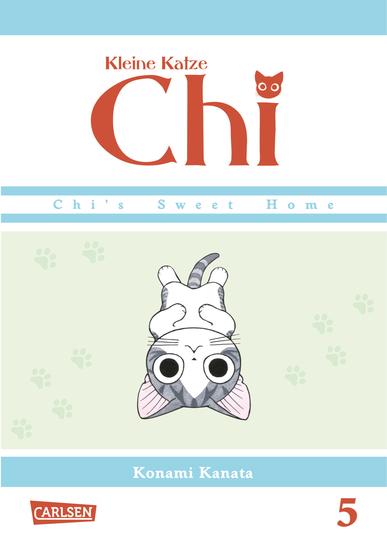 Kleine Katze Chi 5 - Das Cover